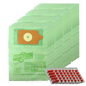 40-x-NUMATIC-HENRY-HETTY-JAMES-Hoover-Vacuum-Cleaner-DUST-BAG-Paper-Bags-Fresh