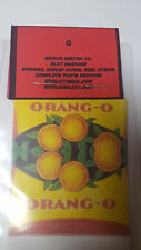 REPO MINT WRAPPERS FOR ANTIQUE SLOT MACHINE MW#38 ORANG-O 10 PACK