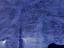 thumbnail 1 - lambskin sheepskin leather hide skin Buttersoft Dark Blue Purple Sprays Print