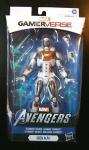 Marvel-Legends-gamerverse-Iron-Man-Starboost-Action-Figur-Target-Exklusiv