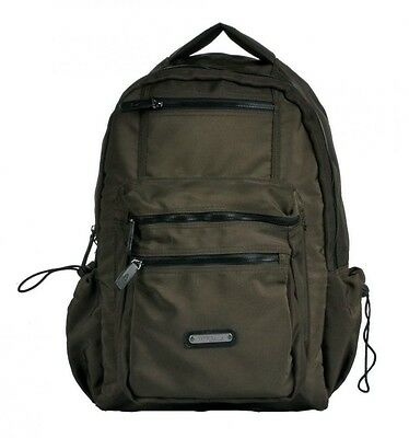 c9e716daf88 CAMEL ACTIVE / Travel / bag / backpack / Schwarz / Khakki / Brand New