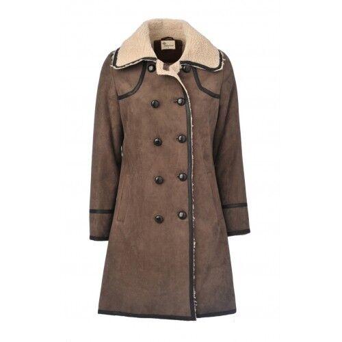Stella Decrante Taglia 38 Coat Forest Fur Novità gCwdqRq