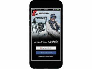 OEM Mercury SMARTCRAFT Vessel View Mobile 8M0115080