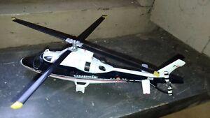 Agusta A109 Helicopter Elicottero Carabinieri 2003 Edicola 1:72 CARAB005 Modellb