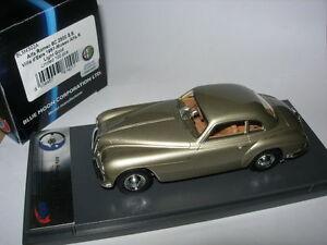 Bleu-Moon-By-BBR-1-43-BLM4302A-Alfa-Romeo-6C-2500-SS-Villa-d-039-Este-1951-Or