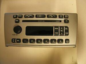 Ford-Lincoln-LS-AM-FM-CD6-6W4T-18C815-AB