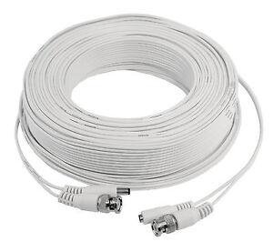 Videouberwachung-Kabel-Kombikabel-Videokabel-BNC-Strom-fur-Uberwachungskamera