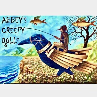 Abby's Creepy Dolls