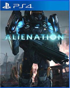 Sony-PS4-Playstation-4-Spiel-Alienation-deutsch-Alien-Nation-English-NEU-NEW