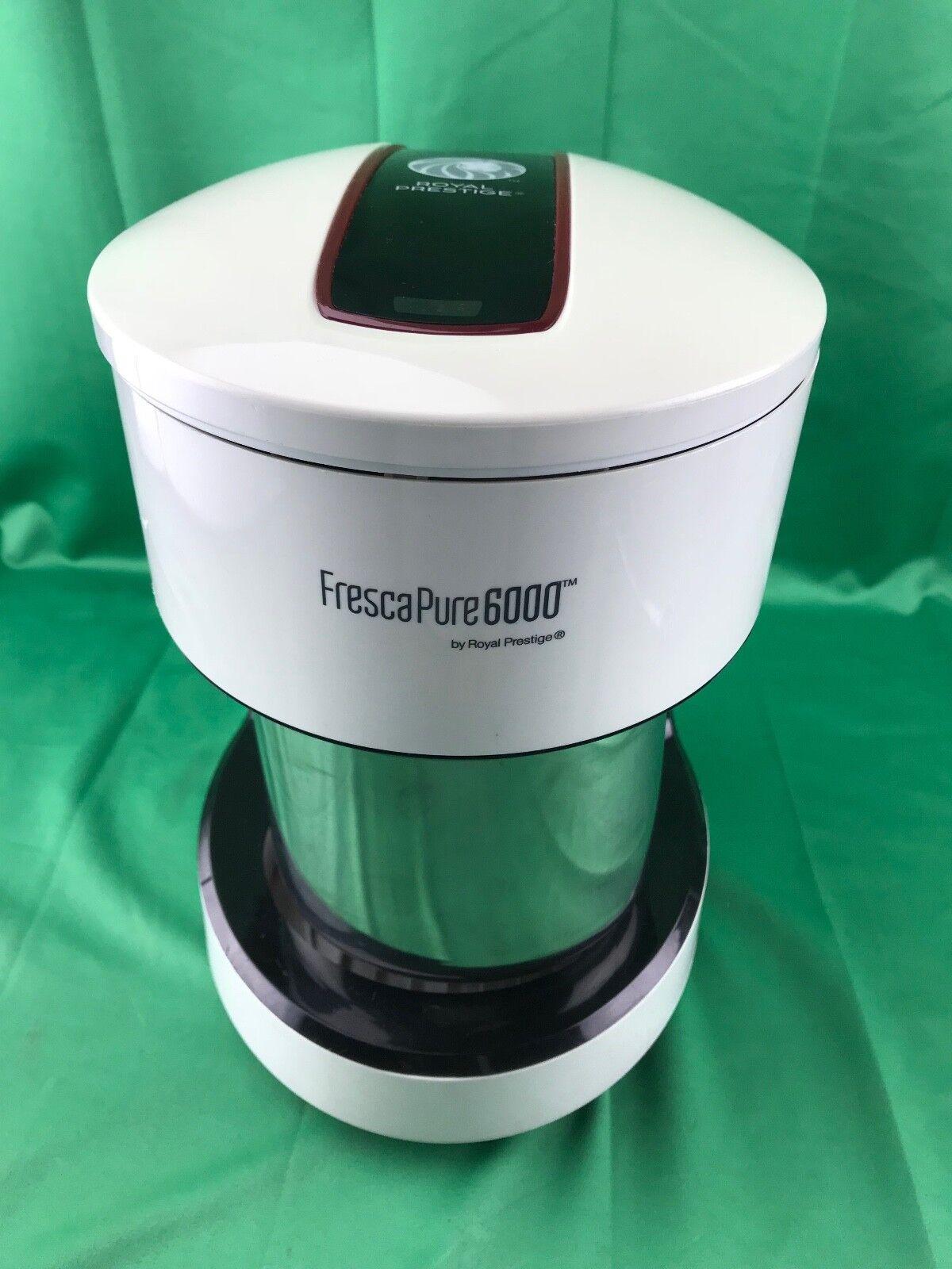 A Royal Prestige Filtre (frescapure 6000)