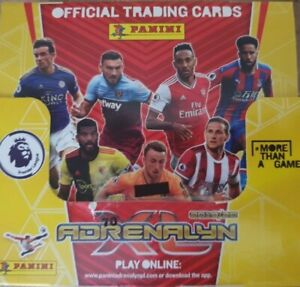 PANINI-2019-2020-PREMIER-LEAGUE-ADRENALYN-XL-TEAM-MATE-CARDS-MAN-CITY-TO-WOLVES