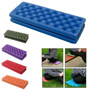1pc Foldable Outdoor Sport Cushion Seat Mats Foam Sitting Pad For Camping Picnic
