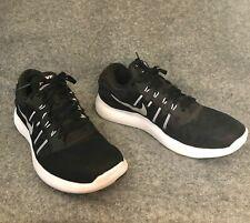 low priced 2446e 01227 item 1 Men s Nike Lunarstelos Black Running Shoes Men s Size 8 -Men s Nike  Lunarstelos Black Running Shoes Men s Size 8