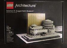 Lego 21004 - Architecture - Guggenheim Museum - Retired - NISB