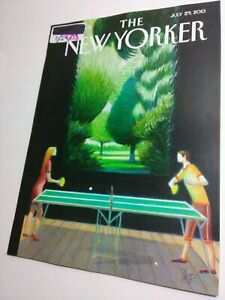 The-New-Yorker-Magazine-7-29-2013-Zimmerman-verdict-Mentally-Fit-Near-Mint-issue