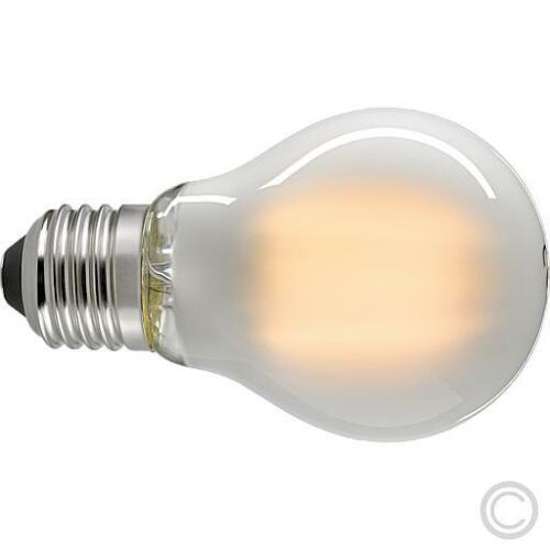 Sigor LED-Filament Lampe E27  8,5W matt  1050lm 6110701