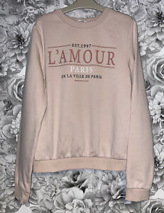 Girls Age 14-15 Years - Sweater Top From H&M