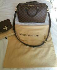 Louis Vuitton Speedy Bandouliere 30 Damier Ebene Canvas