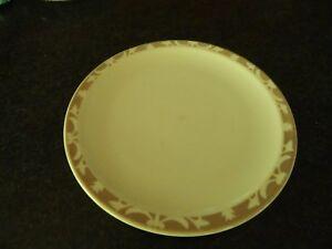 Vintage Mid Century Restaurant Syracuse China Nutmeg Brown 9 Dinner