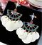 Fashion-Jewelry-Handmade-Bohemia-Beaded-Tassel-Dangle-Vintage-Ladies-Earrings miniatuur 24