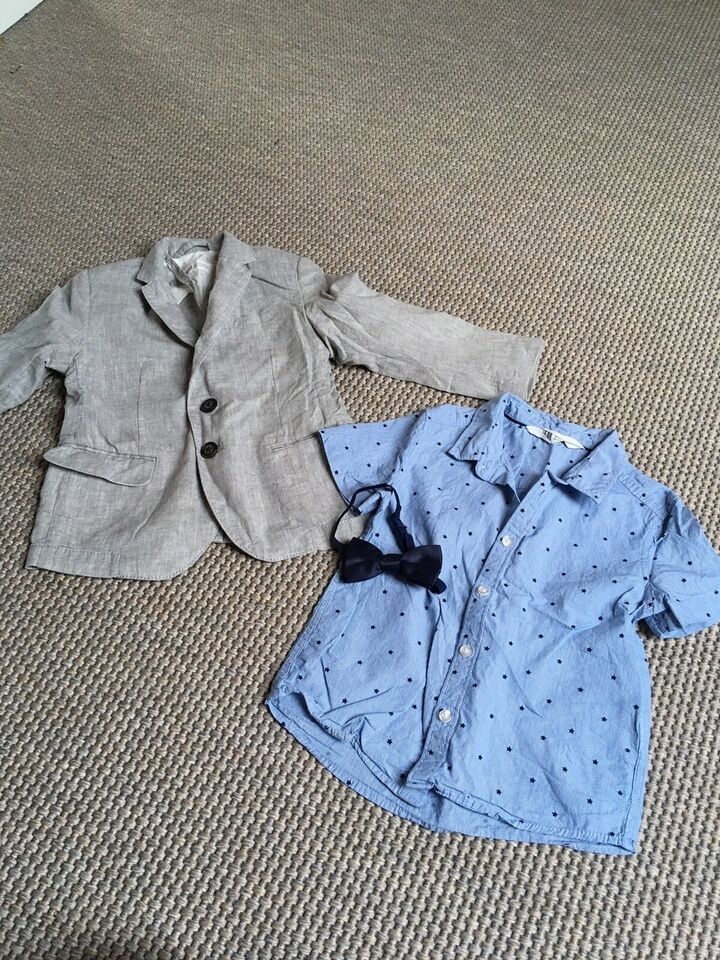 Blazer, Blazer- skjorte - butterfly, Hogm