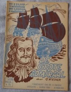 Vlaamse-Filmkens-N-292-De-Grote-Admiraal-Averbode