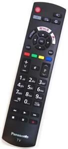 New Genuine Panasonic RC42129M TV Remote TX-43HX580B TX-50HX580BZ TX-55HX585B