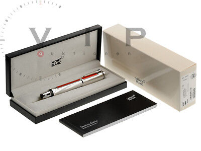 Montblanc Limited Edition 4810 Sir Henry Tate FÜller Fountain Pen Stylo Plume M
