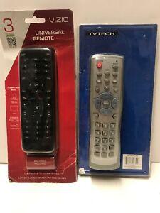 tv tech universal remote NIB works with 275 brands Vizio Universal