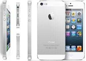 APPLE-IPHONE-5-16GB-BIANCO-ACCESSORI-E-GARANZIA-CONDIZIONI-OTTIME-GRADO-AB
