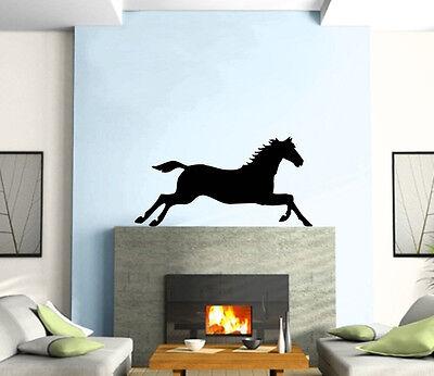 Horse Wild West Western Mural Wall Art Decor Vinyl Sticker z221