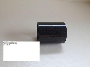 Carbon Fibre Headset Spacers 30mm