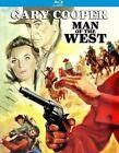 Man of The West - Blu-ray Region 1