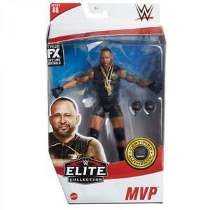 WWE Mattel MVP Elite Series #88 Figure