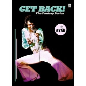 ELVIS-PRESLEY-GET-BACK-The-Fantasy-Serie-Deluxe-digipack-NTSC-DVD-NEW