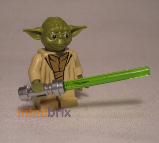 Lego Yoda Head piece from sets 75017 75168 for Star Wars NEW 6032857 75142