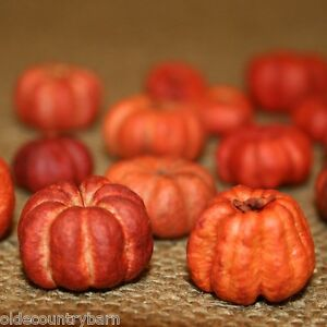 4-cups-Orange-Putka-Pods-Mini-Pumpkins-5-ounces-Fall-Bowl-Filler-Potpourri