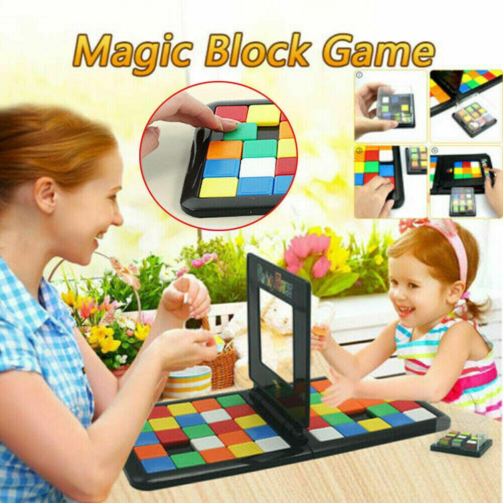 Magic Block Game Toys Educational Games Develop Brains Intelligent Kids 2