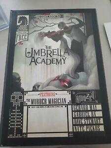 The-Umbrella-Academy-FCBD-Dark-Horse-Comics-1st-Appearance-Netflix-show-NM-HTF