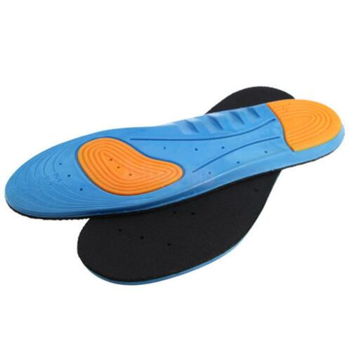 Cushion Foot Care Shoes Inserts Pads Sole Insole Men Women Plantar Fasciitis