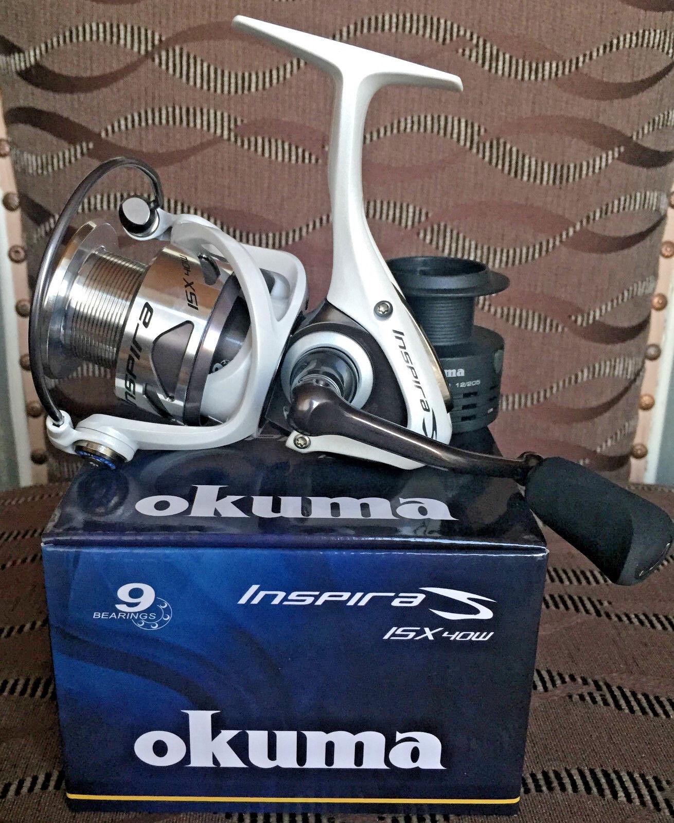 Okuma FD Inspira ISX-40W FD Okuma Spinnrolle defda5