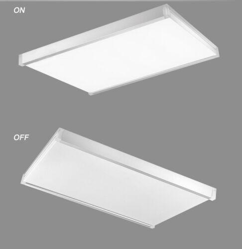 LED Deckenleuchte 3065 Fernbedienung Lichtfarbe//Helligkeit einstellbar A+