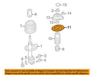20323AG000 Subaru Spring seat upr f 20323AG000 | eBayeBay