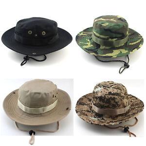 cc79e8b02df Image is loading Fashion-BOONIE-BUCKET-HAT-FISHERMAN-WIDE-BRIM-SAFARI-