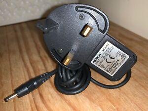 RARE-Nokia-ACH-6X-10V-CARICABATTERIE-1610-1611-1620-1630-3110-8110-made-in-Finlandia-C066