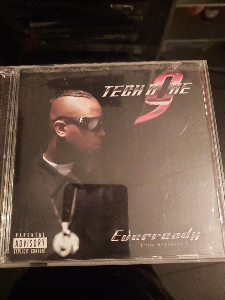 tech n9ne: Everready, hiphop