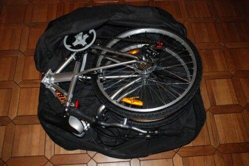 """New COLUMBA 26/"""" Folding Bike Bag Col/_26Bag"""