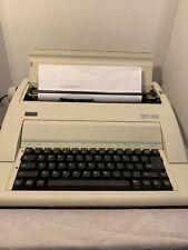 Nakajima Electric Typewriter Wpt 150 Ribbon Working