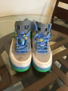brand new 1f0cf ddb55 Image is loading Nike-Air-Jordan-Spizike-Stealth-Easter-315371-056-