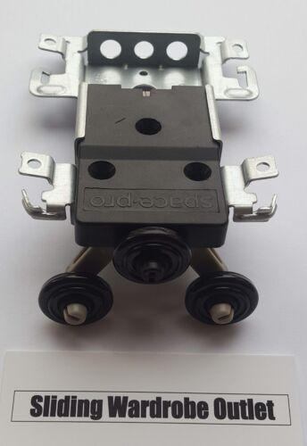 Space Pro TAC2-45023 Sliding Wardrobe Top Guide Wheel